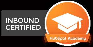 Agência certificada Inbound Marketing Hubspot