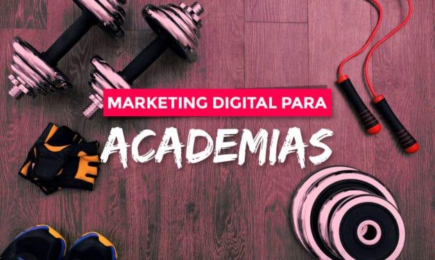 Marketing Digital para Academias: atraia mais clientes
