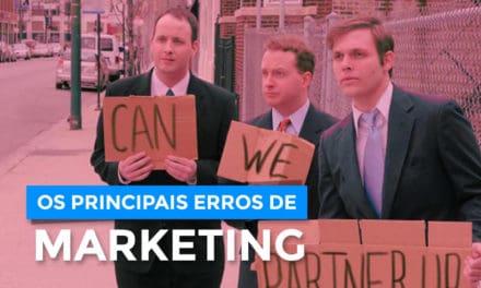 Porque as grandes empresas tem sucesso em marketing e a sua não?