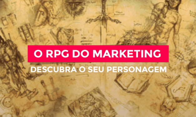 [Quiz] Que personagem você seria no RPG do Marketing?