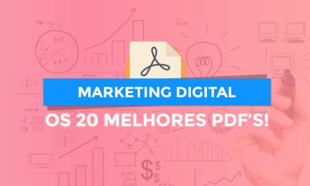 Marketing Digital PDF: 20 PDFs gratuitos de estratégias para o seu negócio